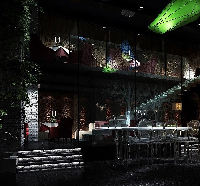 2015年最新酒吧餐厅设计方案欣赏