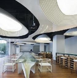 葡萄酒概念展厅室内设计(上海)