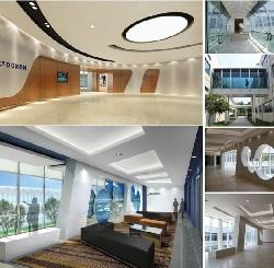 多伦科技股份有限公司办公楼设计(南京)