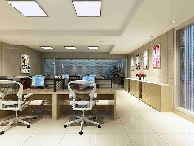 工装设计师:最新办公区域设计案例