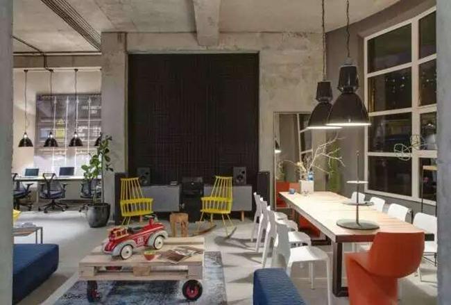 """""""M50创意园区""""办公室设计案例(上海)"""