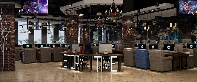 最新商业空间效果图作品