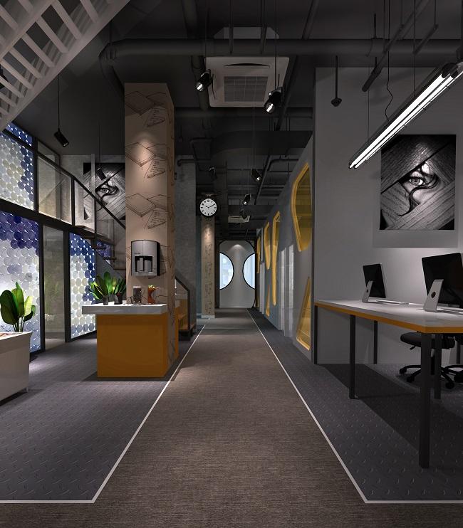 """""""1933老场坊""""创意园办公室设计(上海)"""