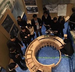 同济大学建筑设计院访问团拜访日本建筑大师安藤忠雄