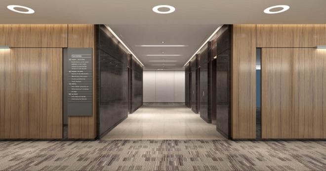 """""""天亿弘方""""投资集团办公楼设计(北京)"""